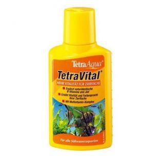TETRA Tetra TetraVital Витаминизированная кормовая добавка 100 мл