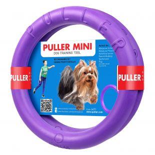 PULLER Collar игрушка для собак, набор колец 2 шт., 18x2 см