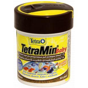 TETRA Tetra Min Baby корм для рыбок 66 мл