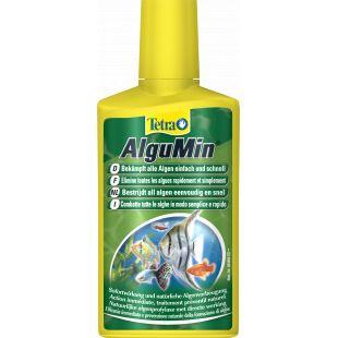 TETRA Tetra AlguMin Средство для удаления водорослей для аквариумов 250мл