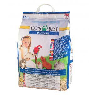 JRS Cats best Universal allapanu lemmikloomadele, puidust 20 l