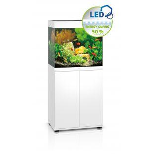 JUWEL LED Lido 120 akvaarium 120 l, valge *SPEC.