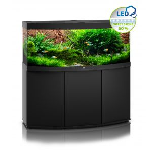 JUWEL LED Vision 450 аквариум черный 450 л 151x51x64 см