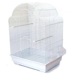 DAY SONIA Клетка для птиц с кормушками 42x30x57 см