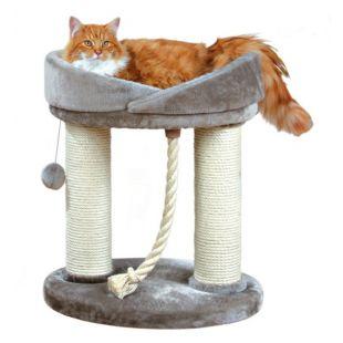 TRIXIE Marcela  Когтеточка для кошек серая, 60 см