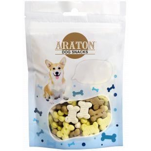 ARATON Puppy Treats печенье для собак 100 г