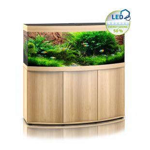 JUWEL LED Vision 450 аквариум цвет светлое дерево 450 л 151x51x64 см
