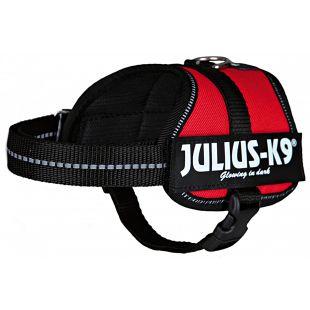 TRIXIE Шлейки Julius-K9 Mini / M: 51x67 см, красный цвет