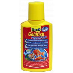 TETRA Goldfish AquaSafe средство за уходом аквариума золотых рыбок, 100 мл 100 мл