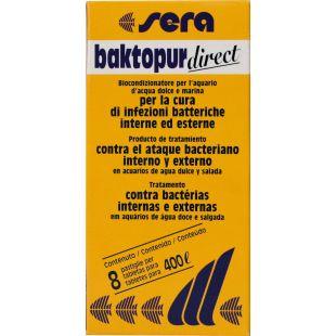 SERA Baktopur Direct Vahend bakteriaalsete infektsioonide vastu 8 tabletid