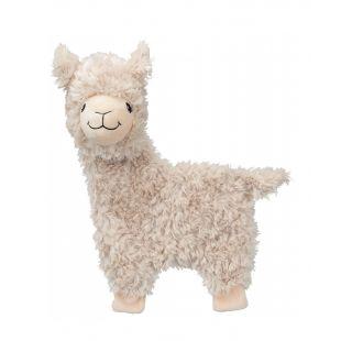 TRIXIE Koera mänguasi, plüüsist lama 40 cm