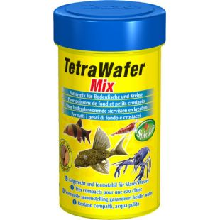 TETRA Wafer Mix Sachet põhjakaladele ja koorikloomadele sööt 1 l