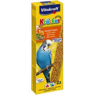 VITAKRAFT Kracker honig лакомство для волнистых попугаев 2 шт.