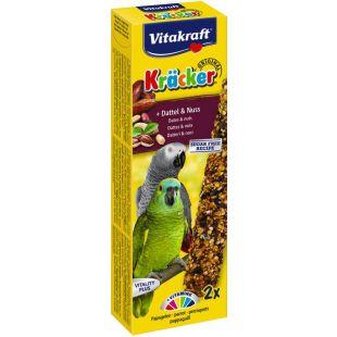 VITAKRAFT Kracker african frucht лакомство для крупных попугаев 2 шт.