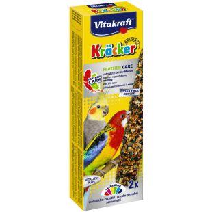 VITAKRAFT Kracker Mauser лакомство для средних и крупных попугаев 2 шт.