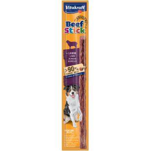 VITAKRAFT Beef Stick лакомство для собак с ягненком 1 шт.