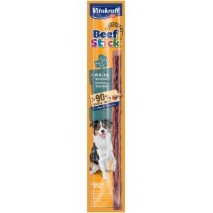 VITAKRAFT Beef Stick Mineral лакомство для собак 1 шт.