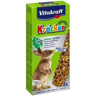 VITAKRAFT Kracker junior calcium maiustused küülikutele 2 tk.