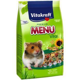 VITAKRAFT Menu корм для хомяка 1 кг