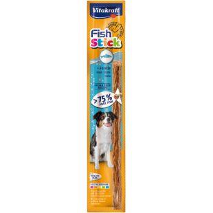 VITAKRAFT Fish Stick лакомство для собак с форелью 1 шт.