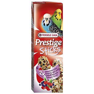 VERSELE LAGA Prestige Sticks лакомство для волнистых попугайчиков с лесными ягодами