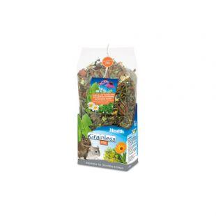 JR FARM Grainless Health Mix корм для шиншилл и дегу 600 г