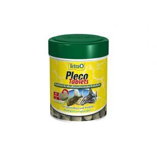 TETRA Pleco Tablets корм для растительноядных аквариумных рыбок,  275 шт.