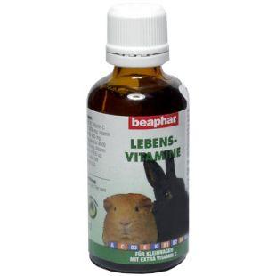 BEAPHAR Lebens Vitamine vitamiinid närilistele 50 ml