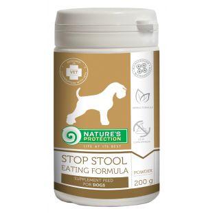NATURE'S PROTECTION Stop Stool Eating Formula добавка для собак 200 г