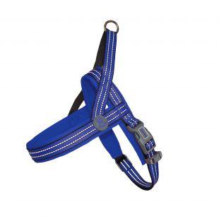 DOCO VARIO неопреновые шлейки синяя, S/M размер