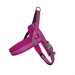 DOCO VARIO неопреновые шлейки розовые, S/M размер