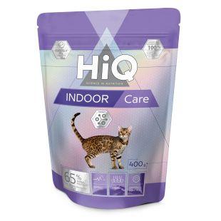 HIQ Indoor care, sööt kassidele 400 g