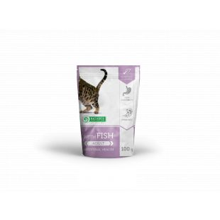 NATURE'S PROTECTION Intestinal health Adult cat With fish, pakikonservid kalaga täiskasvanud kassidele 100 g