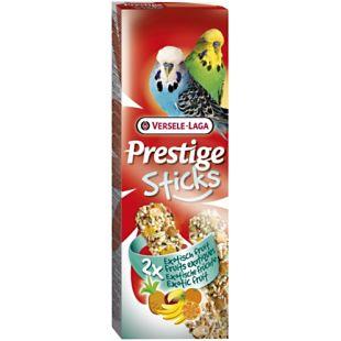 VERSELE LAGA Prestige Sticks лакомство для волнистых попугайчиков с экзотическими фруктами, 2 шт