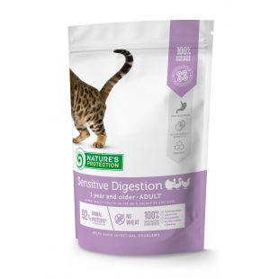 NATURE'S PROTECTION Kuivtoit kassidele Sensitive Digestion Adult 1 year and older Poultry 400 g