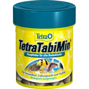 TETRA TetraTabiMin Корм для всех видов демерсальной рыбы 120 таблетки