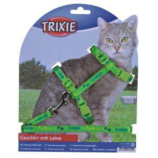 TRIXIE Traksidega jalutusrihm kassidele 0.1x22-36 cm, 120 cm