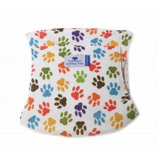 HIPPIE PET многоразовые подгузники для собак (самцов) M