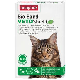 BEAPHAR Bio-band Plius Противопаразитарный ошейник для кошек 35 см