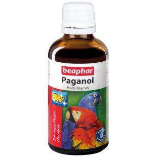 BEAPHAR Paganol vitamiinid lindudele 50 ml
