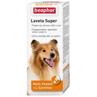 BEAPHAR Laveta super hund ? karva toetavad vitamiinid 50 ml