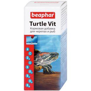BEAPHAR Turtle Vit vitamiinid kilpkonnadele 20 ml