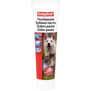BEAPHAR Dog-a-Dent Hambapasta maksamaitseline 100 g