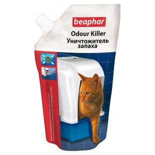 BEAPHAR Odour Killer средство для удаления запаха кашачего туалета 400 г