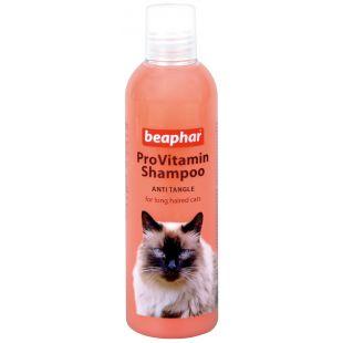 BEAPHAR ProVitamin Almond Oil šampoon pikakarvalistele kassidele 250 ml