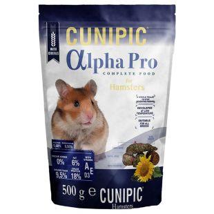 CUNIPIC Alpha Pro корм для хомяков 500 г