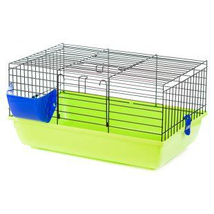 INTERZOO Клетка для кроликов 59x36x31 cм