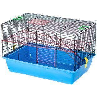 INTERZOO PINKY клетка для морских свинок 50x33x33см