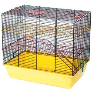 INTERZOO PINKY клетка для морских свинок 50x33x45.5 см