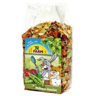 JR FARM Wellness Vegetables toidulisand närilistele 600 g